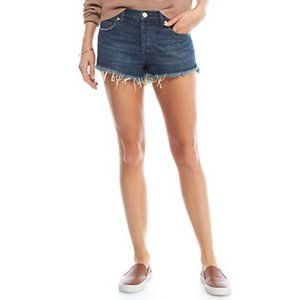 Free People Soft & Relaxed Cut Off Shorts Size 28